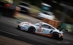 Porsche 911 Gulf RSR Raphael Dauvergne