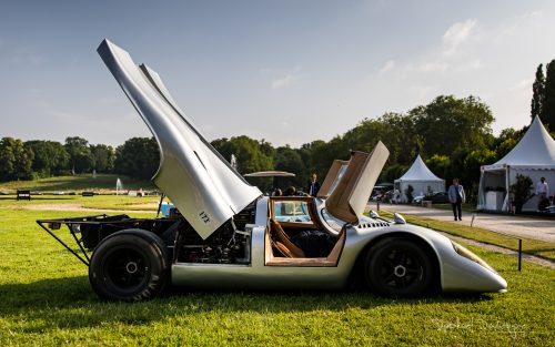 Chantilly Elegance -Porsche 917k Raphael Dauvergne