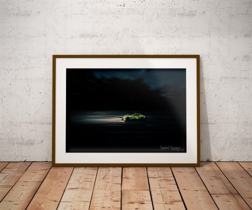 Photo Raphaël Dauvergne Aston Martin Vantage