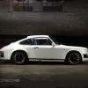 Plaque métal déco Porsche 911