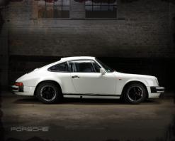 Plaque déco Porsche 911