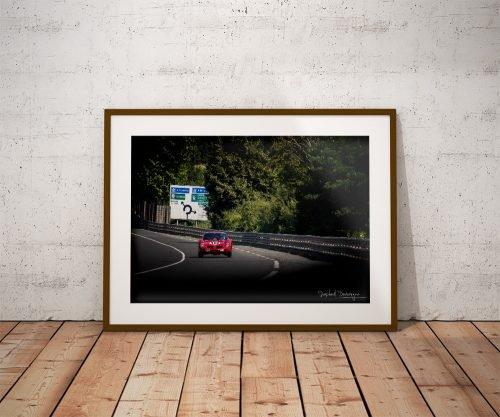Photo Raphaël Dauvergne Ferrari 250 GT Breadvan