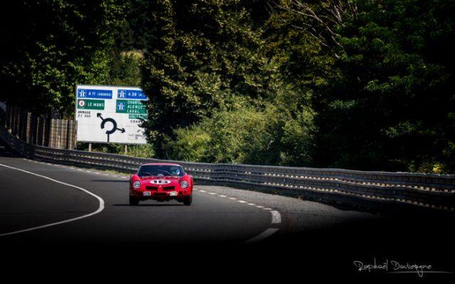Photo Raphaël Dauvergne Ferrari 250 GT Breadvan Le Mans