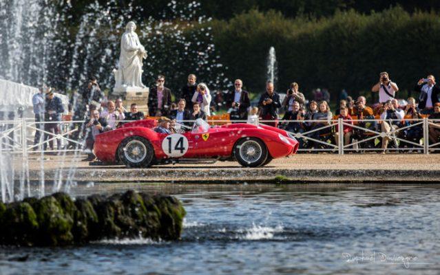 Photo Raphaël Dauvergne Ferrari 250 Testarossa