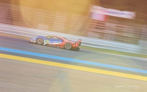 Ford GT le Mans Raphaël Dauvergne