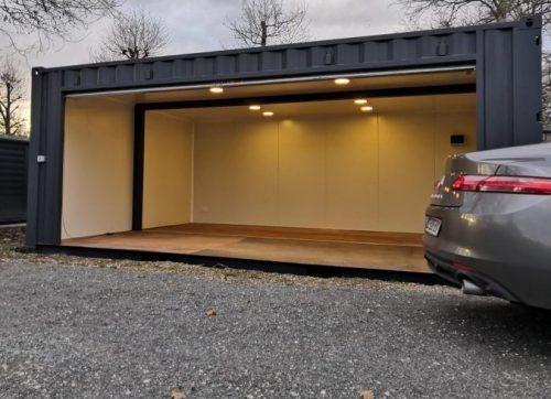 garage container