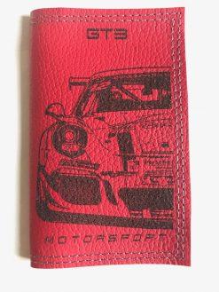 Porte Carte grise Porsche GT3 Motorsport