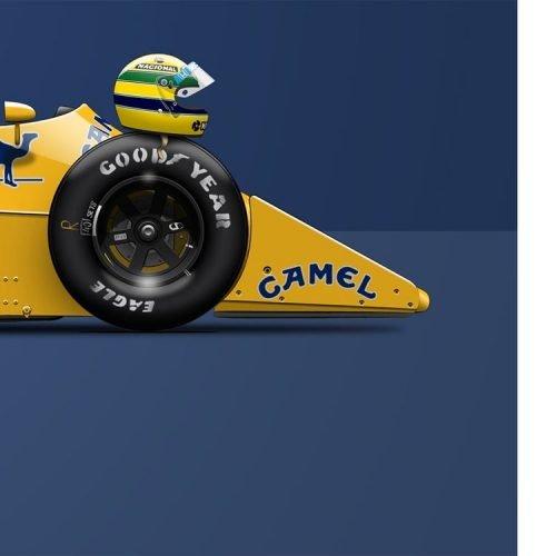 Formule1 Last Corner LOTUS-99T