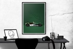 Lotus -7-S2-1962 illustration Last Corner