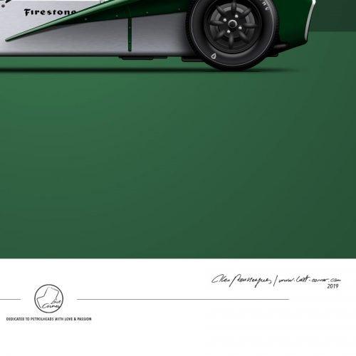 Illustration Last Corner Lotus-7-S2-1962-2