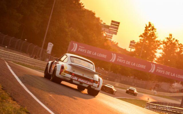 Photo Raphaël Dauvergne Porsche 911 RSR 3.0 Le Mans