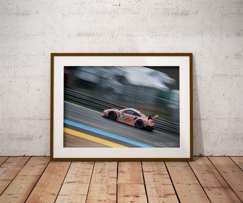 Photo Raphaël Dauvergne Porsche 911 RSR
