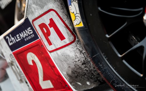 Photo Raphaël Dauvergne Porsche 919 Hybrid