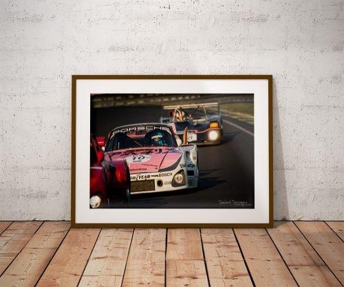 Photo Raphaël Dauvergne Porsche 935 K3