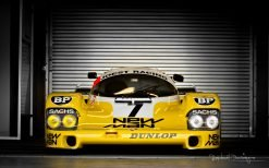 Photo Raphaël Dauvergne Porsche 956B