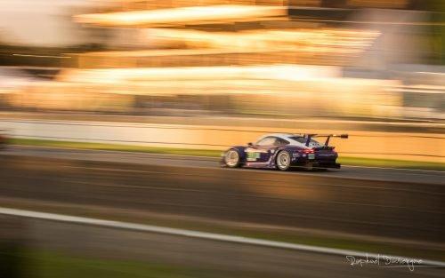 Photo Raphaël Dauvergne Porsche 991 RSR Le Mans
