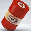 Bidon Vintage Texaco
