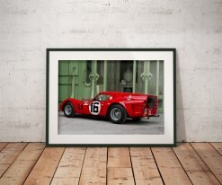 Cadre photo Ferrari Breadvan