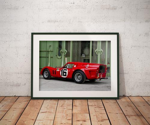 Cadre photo Ferrari Breadvan