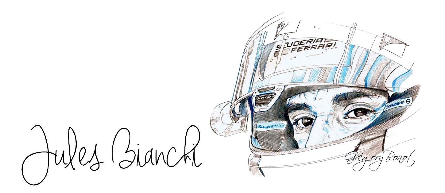 Illustration Grégory Ronot Regards Jules-bianchi