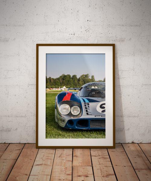 Raphael Dauvergne Porsche 917 martini Chantilly Elegance