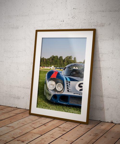 Porsche 917 martini Chantilly Elegance Raphael Dauvergne