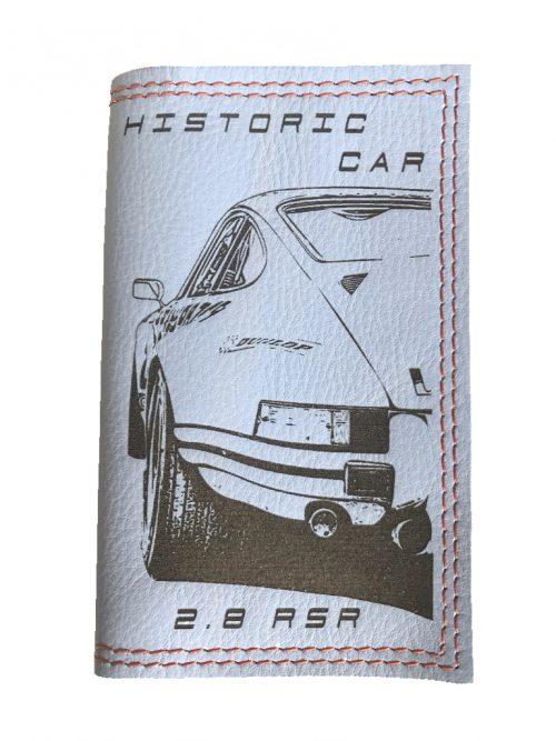porte carte grise porsche historic car