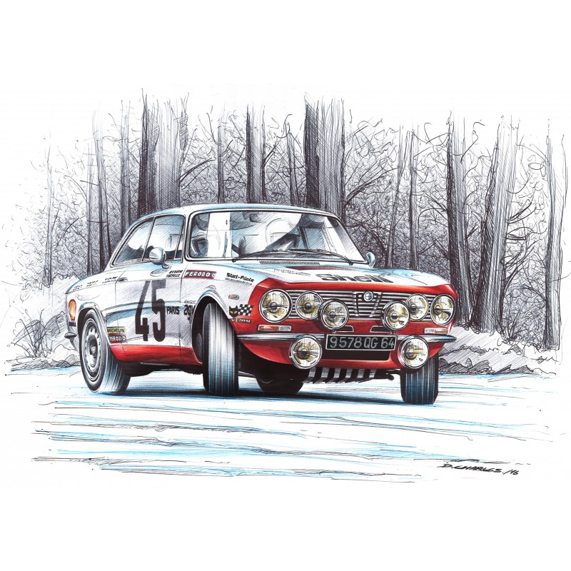 Rallyes Automobiles 1