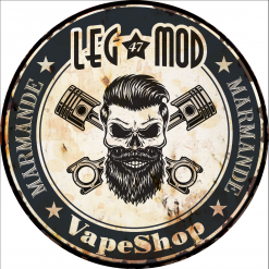 Plaque métal Leg Mod47
